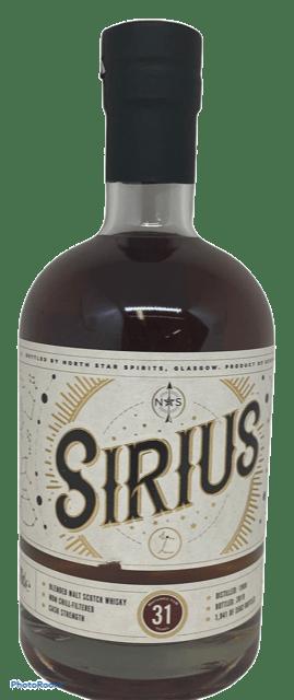 Sirius 31 års North star