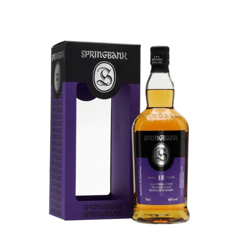 Springbank 18 års 2020 release