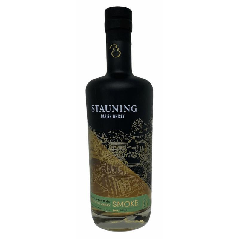 Stauning Smoke single malt batch 1 2020 danish whisky