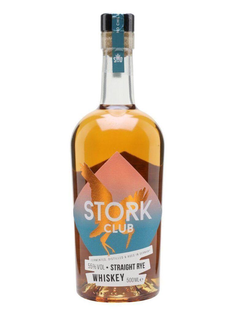 Whisky Straight Rye, Stork Club tyskland