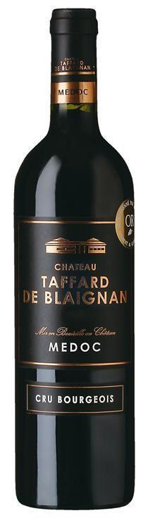 Medoc Chateau Taffard de Blaignan, Cru Bourgeois