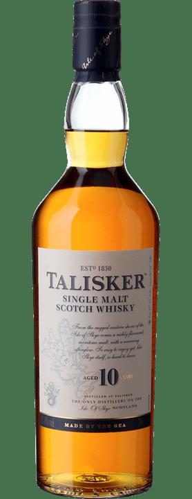 Talisker 10 års single malt 45,8 % Isle of Skye