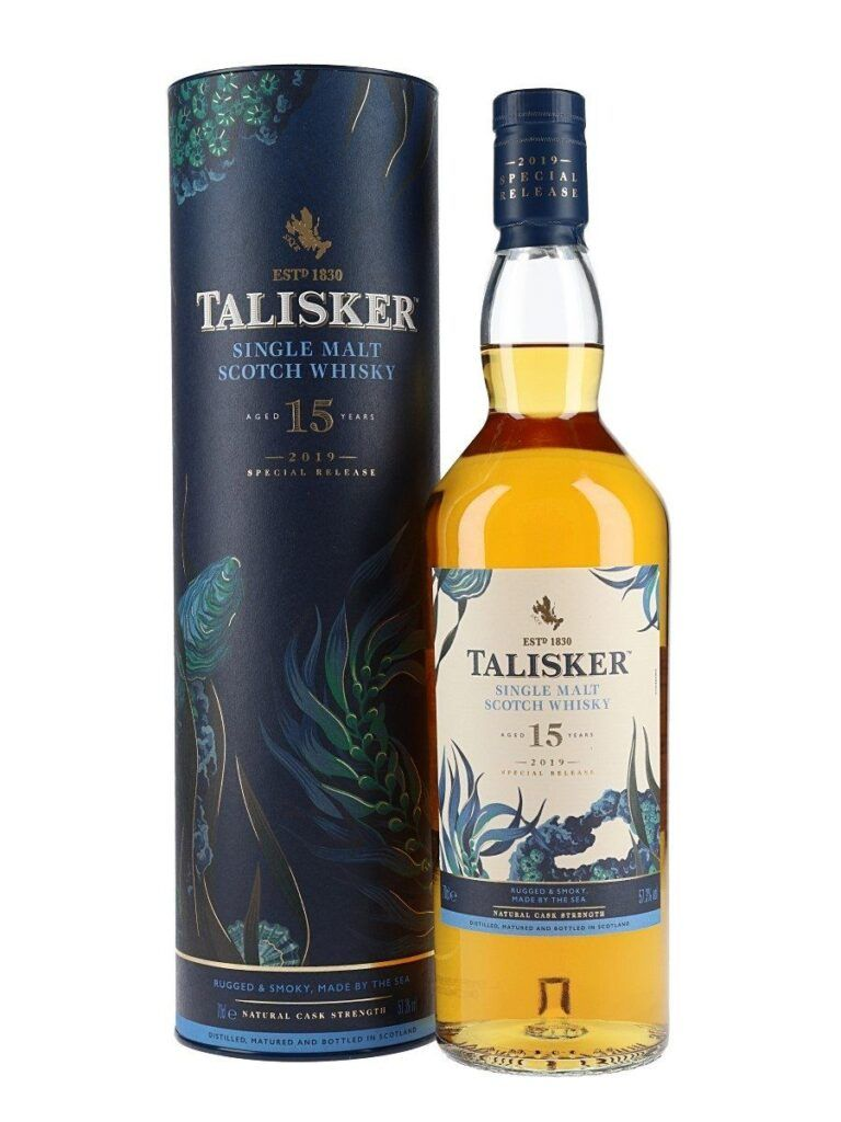 Talisker 15 års 57,3 % Special release 2019