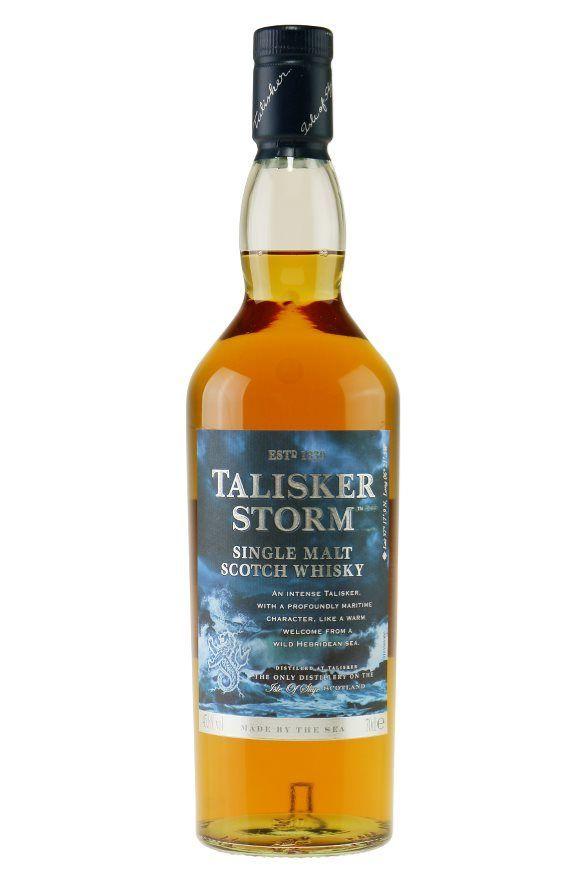 Talisker storm single malt 45,8 %