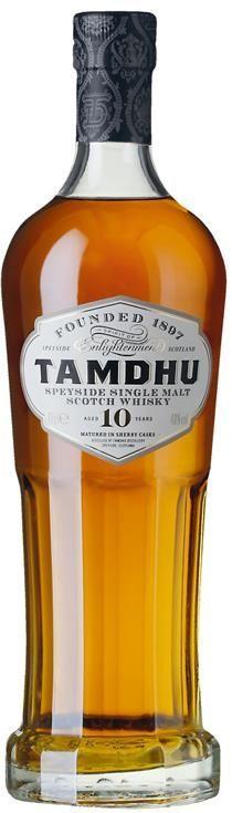 Tamdhu Speyside 10 års single malt