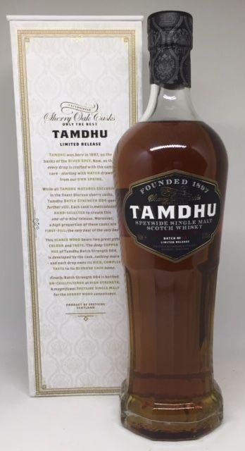 Tamdhu Batch 004