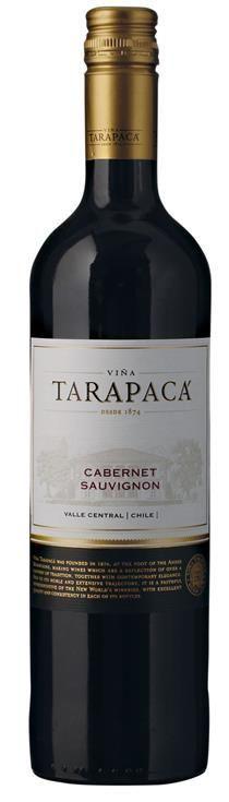 Tarapaca Cabernet Sauvignon Chile