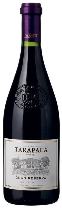 Pinot Noir Tarapaca Gran Reserva Chile