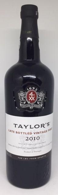 Taylor Late Bottled Vintage Port 2010 - 1 Liter