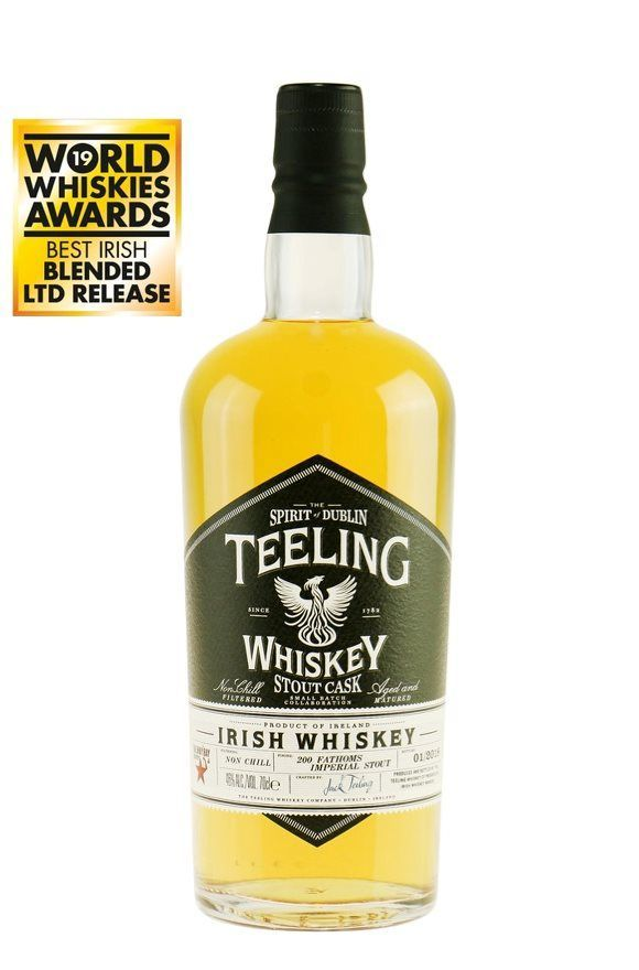 Teeling whisky Stout Cask 46 %