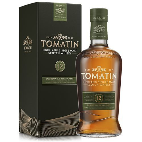 Tomatin 12 Års Bourbon & Sherry Casks