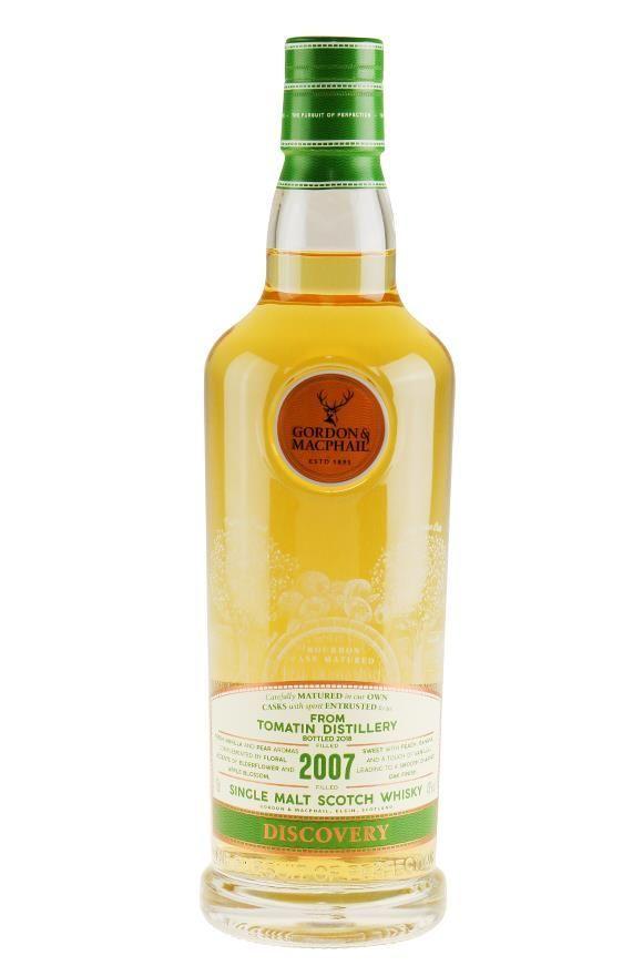 Tomatin 2007 single malt-Gordon & MacPhail