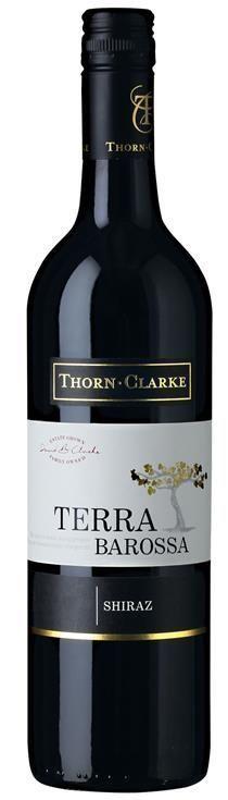 Thorn Clarke Tera Barossa Shiraz