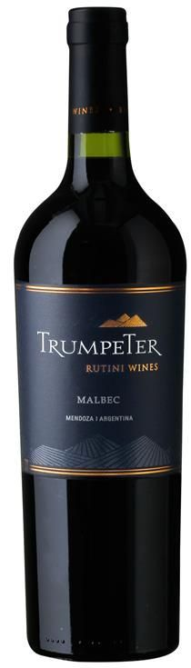 Malbec Trumpeter Rutini Argentina