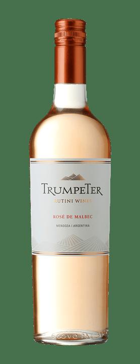 Rose de Malbec Trumpeter Rutini Argentina