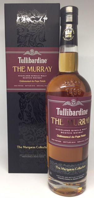 Tullibardine The Muray
