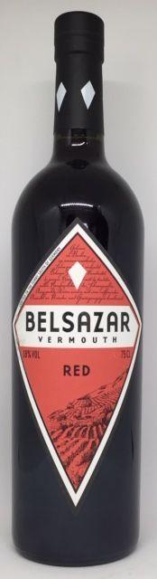 Vermouth rød Belsazar