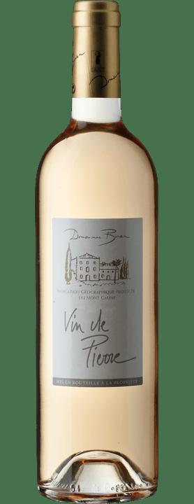 Rose Vin de Pierre Pays du Mount Caume
