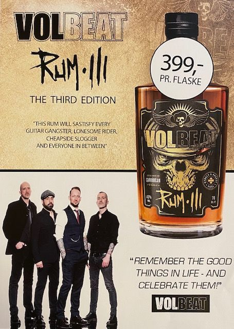 Volbeat rom lll The third edition