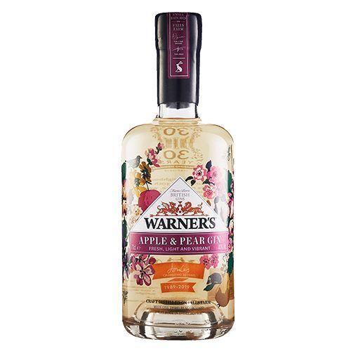 Apple & Pear gin Warner`s