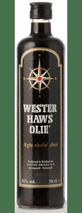 Wester havs olie