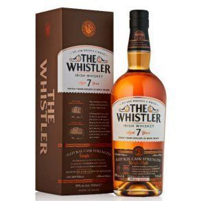 Whistler 7 års Cask Strength single malt