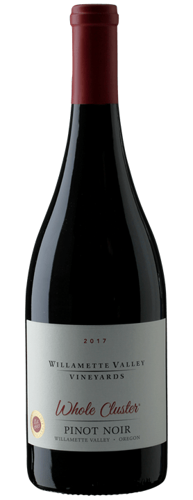 Willamette Valley Whole Cluster Pinot Noir Oregon USA