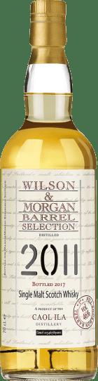 Caol Ila 2011 flasket 2017 Wilson & Morgan